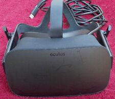 Oculus-Rift Headset und Sensor