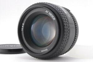 MINT/ Nikon AF NIKKOR 50mm F1.4 D Lens from Japan #1406