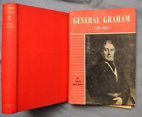 GENERAL GRAHAM LORD LYNEDOCH: BY ANTONY BRETT-JAMES 1959 HC/DJ