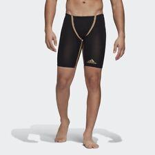 """Adidas Swim Adizero XX Jammer $350 Tech Swimsuit EK1328 Size 20"""""""