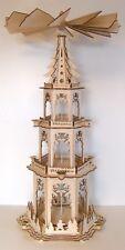 Bausatz Waldpyramide Weihnachtspyramide 84cm
