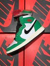 Jordan 1 Retro High Lucky Green (W) Size 5W - 7W DB4612-300