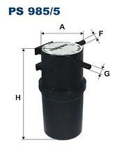 Kraftstofffilter - Filtron PS985/5