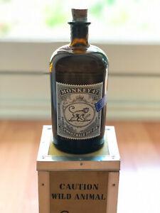 Gin Monkey 47 Distiller's Cut 2011 Rarität Neu OVP Limited Edition Flasche 243