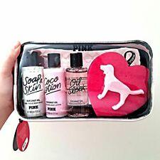 Victoria's Secret PINK Coconut Oil Body Care Gift Set NEW