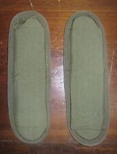 SFLCS eagle industries pair slip on shoulder pads plate carrier vest khaki MLCS