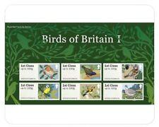 Engeland 2010 post & Go Birds 1  postfris