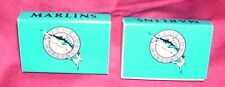 FLORIDA MARLINS----2 BOXES OF MATCHES--L@@K