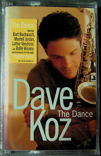 Dave Koz:  The Dance (Cassette, 1999, Capitol/EMI Records) NEW