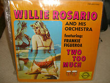 Willie Rosario - Two Too Much - Rare LP in NM Conditions - Artol ACS-6039 L3