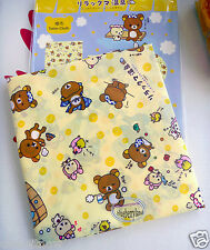 San-X Rilakkuma Relax Bear Polyster Table Cloth Round kitchen linens ladies Home