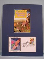 Disney's Sleeping Beauty & First Day Cover of its own Stamp