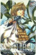 Saiyuki Reload clear card official anime Sanzo