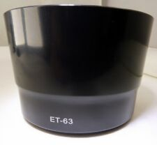 ET-63 Lens Hood Shade Replacement For Canon ET-63 EF-S 55-250mm f4-5.6 IS STM