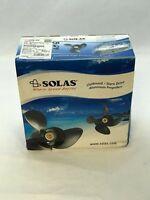 "Solas Amita 3 Suzuki 9.9-15 HP AL Propeller 9-1//4/"" x 7/"" 4111-093-09A MD"