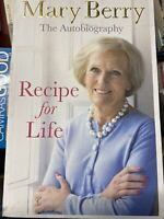 Recipe for Life: The Autobiography by Berry, Mary Book - New But See Description