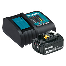 Makita Standard Battery Charger With 3.0ah Gauge Battery
