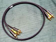 VAN DEN HUL M.C. d-502 Hybride tonearm-phonocable 100 cm