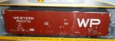 ExactRail HO scale Greenville 60' Box Car Western Pacific  #3763  - 80302-1