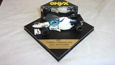 formule 1 onyx tyrrel Yamaha 024 pilote Ukyo Katayama