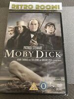 5060146910637 Moby Dick - Dvd - New & Sealed