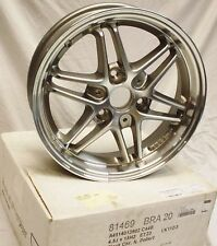 "NEW GENUINE BRABUS SMART MONOBLOCK VII 15"" 4.5J 15H2 ALLOY WHEEL A4514013902"