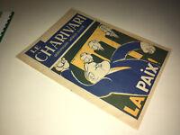 Hebdomadaire Satirique illustré LE CHARIVARI No 545 de 1936 : LA PAIX - DC04A