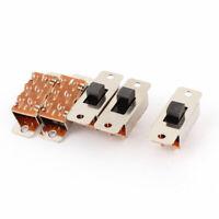 5PCS 6P Toggle Switch 6A 125VAC 6 Pin DPDT ON-ON Mini Toggle Switch New CYN