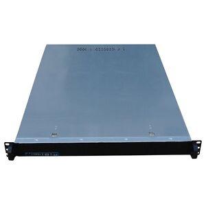 Codegen 1U Rackmount Server Case - Silver USB 3.0