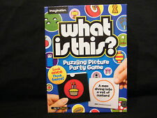 GAME OF WHAT IS THIS? BY IMAGINATION - AGE 12+ - UNUSED - FREE POST