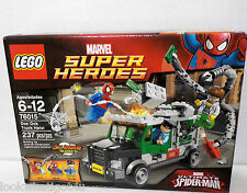 Lego Marvel Super Heros #76015 Spiderman set