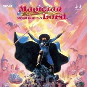 Magician Lord - Original Soundtrack LP