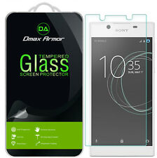 Dmax Armor for Sony Xperia L1 Tempered Glass Screen Protector Saver