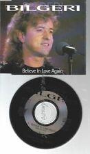 CD--BILGERI--BELIEVE IN LOVE AGAIN