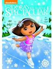 Dora the Explorer: Dora's Ice Skating Spectacular! (2013, REGION 1 DVD New)