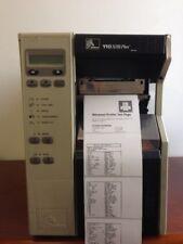 Zebra 110Xiii plus printer with ethernet 112-7F1-00000