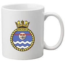 HMS PHOEBE COFFEE MUG