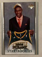 2007 Upper Deck #234 Kevin Durant Seattle Supersonics RC Rookie Basketball Card