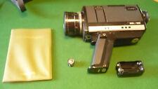 Vintage Chinon Classic 672 Auto Zoom Camera Super 8 Movie Maker Retro Untested
