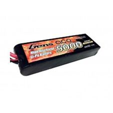 Gens Ace 5000mah 7.4v 50c 2s1p Lipo with trx Connector-B 50 C 50002 s 1 ptrx
