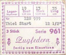 AUFZUGSFEDER FÜR THIEL START  CAL. 12 1/2´´´ LINIG   ~NOS~