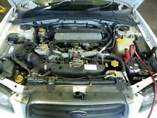 SUBARU FORESTER ENGINE PETROL, 2.5, EJ25, TURBO, 155kW, 08/03-06/05