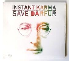 Instant Karma Save Darfur Songs of John Lennon 2 CD set Warner Bros 156028-2 new