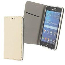Étuis, housses et coques métalliques métalliques Samsung Galaxy Grand pour téléphone mobile et assistant personnel (PDA)