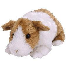 TY Beanie Baby - TWITCH the Guinea Pig (6 inch) - MWMTs Stuffed Animal Toy