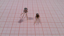 BF215 gold NPN Si UHF transistor - 30V 0,03A 0,165W 910 MHz TO72 Made in Poland