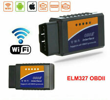 Car Interface Bluetooth WIFI Scanner IOS Android Torque Auto Scan Tool OBD-II