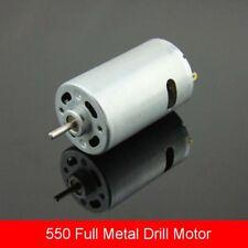 Micro 15mm DC 6V-12V 27000RPM Motor Magnética ALTA VELOCIDAD TOY ranura de coche Rc barco L