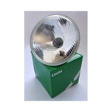 "Genuine Lucas 7"" Headlamp Beam Unit with pilot aperture Right Hand Dip"