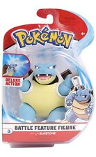 "Pokemon Blastoise Battle Figure 4.5"" Deluxe Action Figure Squirtle Turtle"